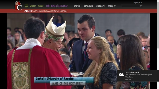 mary and cardinal 2017