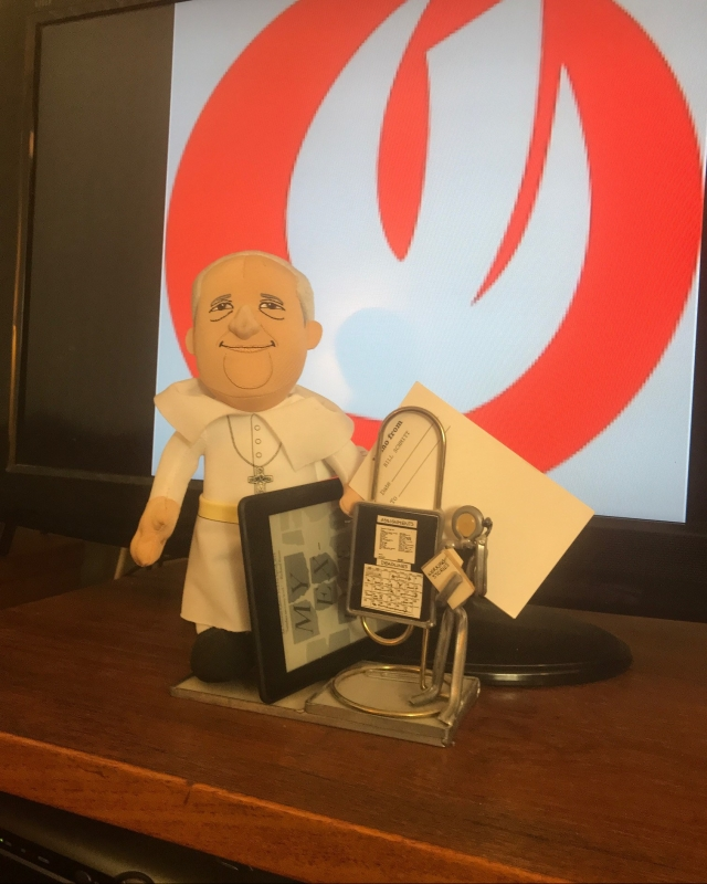 Pope and Communications
