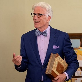 ted danson smaller