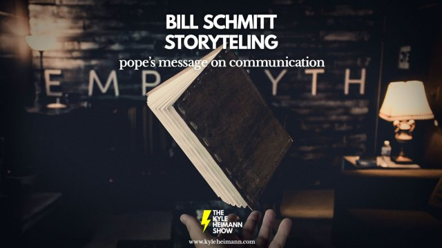 832-PopeSaidToTellStories-BillSchmitt